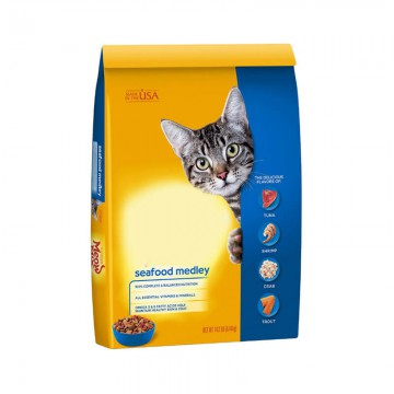 Complete Dry Cat Food